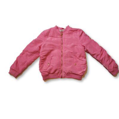 140-es rózsaszín átmeneti kabát - H&M