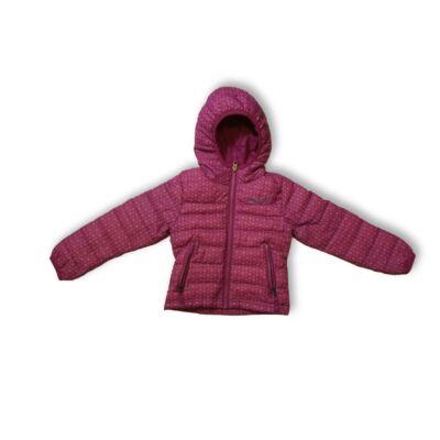110-es pink pöttyös átmeneti kabát - XMTN