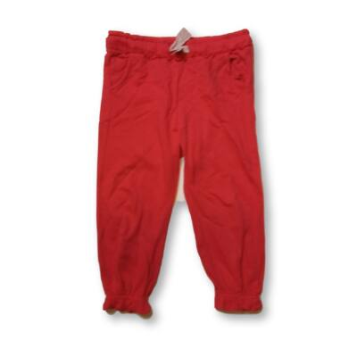 92-es piros pamutnadrág - H&M