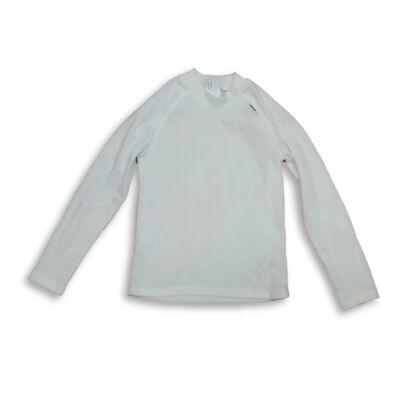 128-as fehér felső, aláöltözet - Wedze, Decathlon