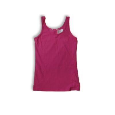134-es rózsaszín ujjatlan póló