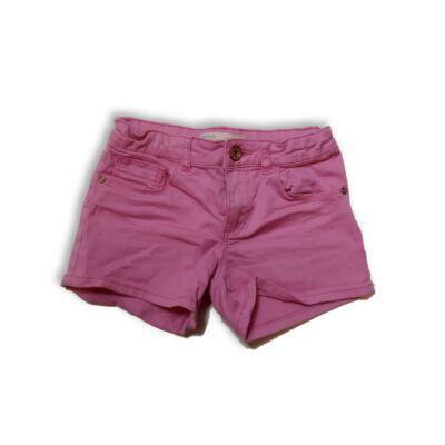 116-os rózsaszín farmershort - Zara