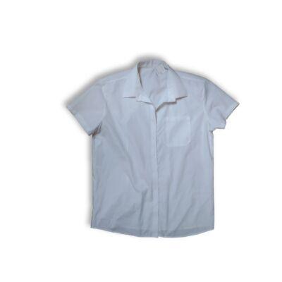 170-176-os fekete rövidujjú ing - George