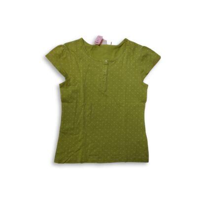 146-os zöld pöttyös póló - Next