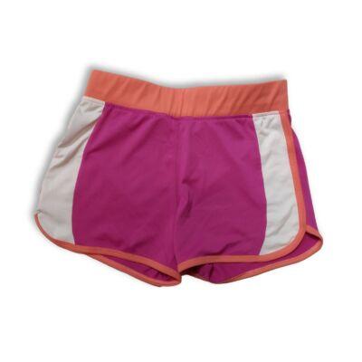 134-140-es pink-narancssárga sport short - Crivit