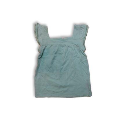 116-os türkiz ujjatlan póló - Pepco - ÚJ