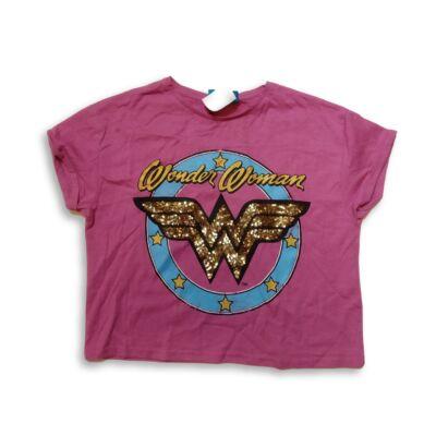 152-es pink flitteres top - Wonder Woman