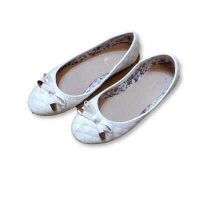 37-es fehér balerinacipő - Jenny Fairy