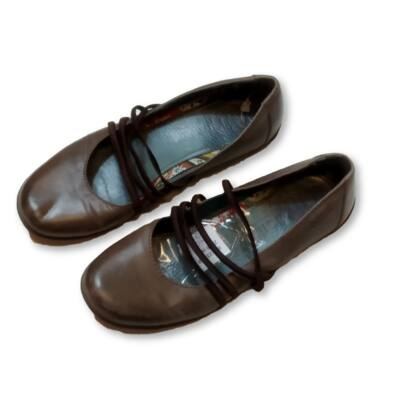 40-es barna balerinacipő - Bama
