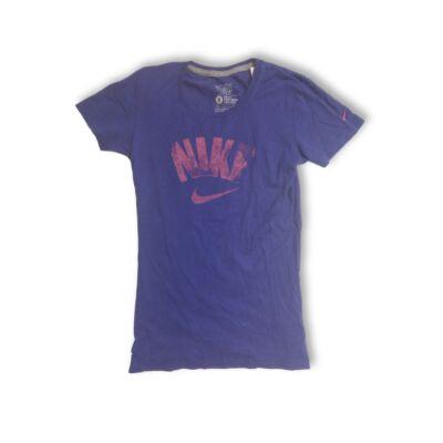 Női S-es lila póló - Nike