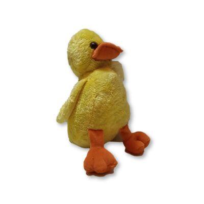 Sárga plüss kacsa