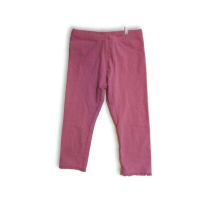 122-es rózsaszín térdig érő leggings - H&M