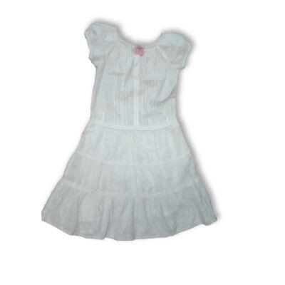 140-es fehér nyári ruha - M&Co
