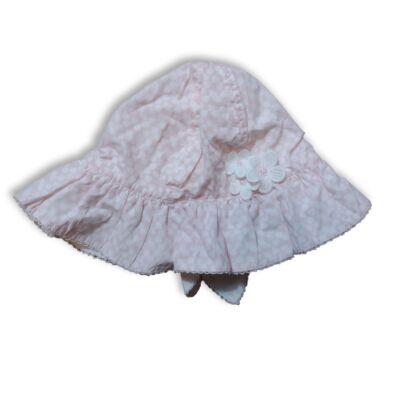 Rózsaszín mintás nyári kalap - H&M