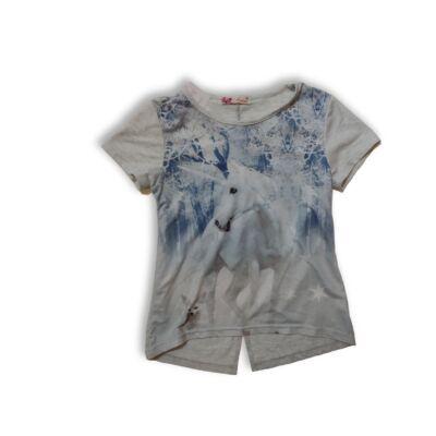 134-es kék unikornisos póló - Arino