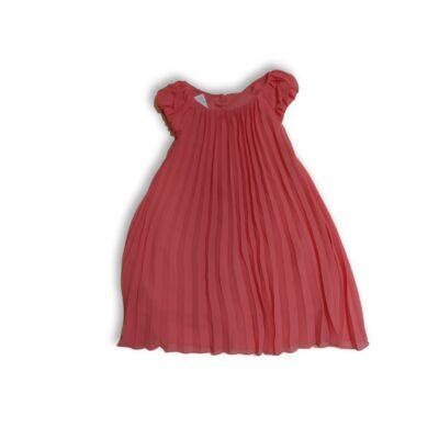 110-es korallszínű rakott ruha, alkalminak is jó - C&A