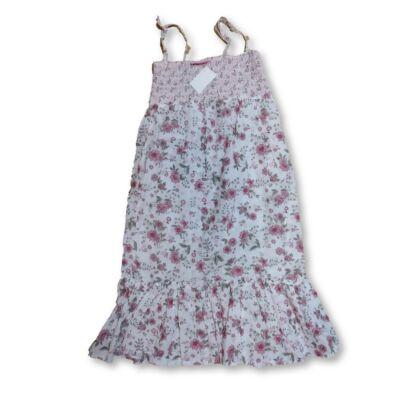 128-as virágos pántos ruha - Okay