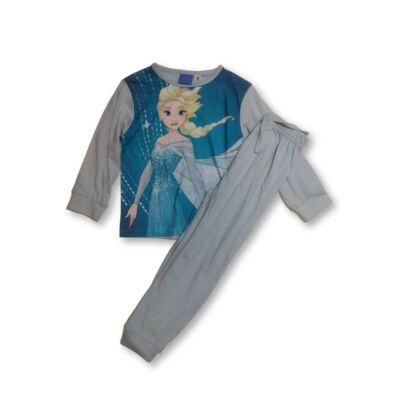 92-es kék pizsama - Frozen, Jégvarázs - ÚJ