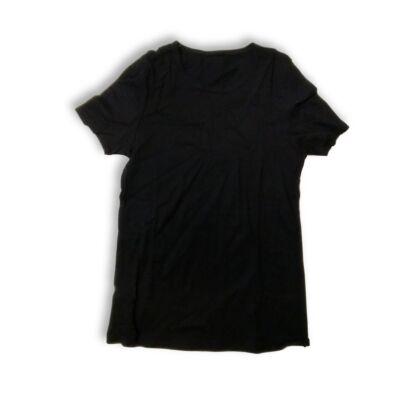 128-as fekete póló