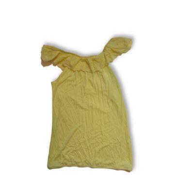 Női S-es sárga ujjatlan póló - Orsay