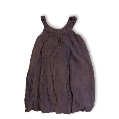 140-es lila buggyos aljú ruha - Benetton