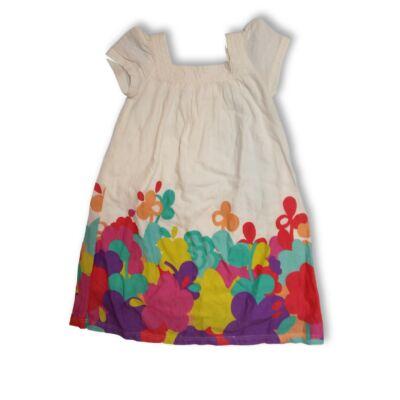 158-as fehér mintás nyári ruha - John Lewis