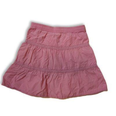 104-es rózsaszín vászonszoknya - C&A