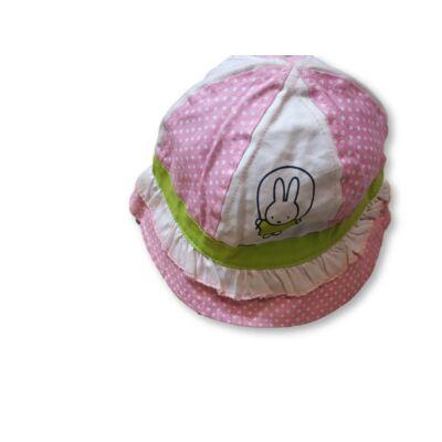 48 cm-es rózsaszín nyári kalap - Miffy