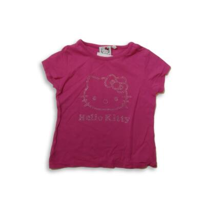 116-os pink póló - Hello Kitty