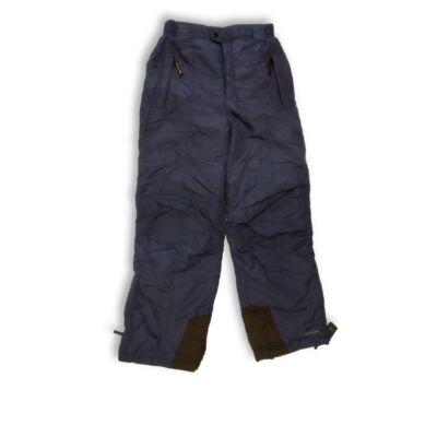 Férfi S-es kék overallalsó, sínadrág - Wannabee