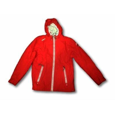 128-as piros vitorlás kabát - Tribord, Decathlon