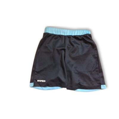 152-es kék focis short - Kipsta