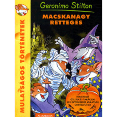 Geronimo Stilton - Macskanagy rettegés