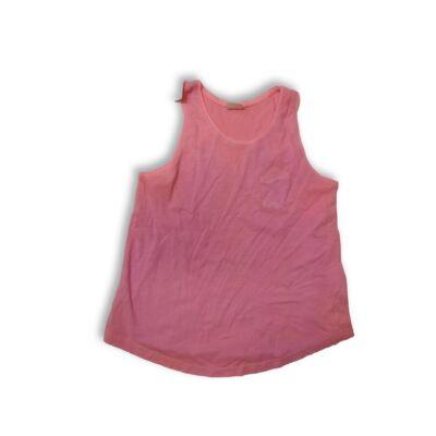 152-es barackszínű ujjatlan póló - Zara