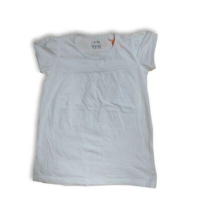 134-140-es fehér póló - Y.F.K.
