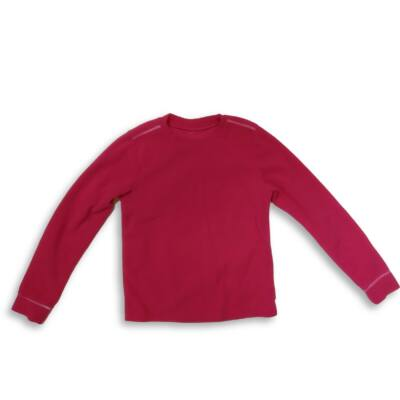 146-152-es pink polár pulóver