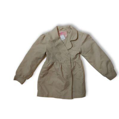 104-es drapp lányka átmeneti kabát - Evie Angel