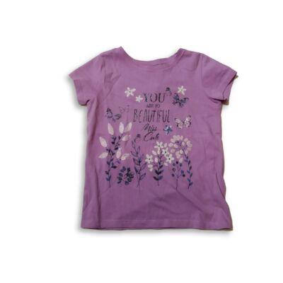 116-os lila pillangós póló - Dopodopo