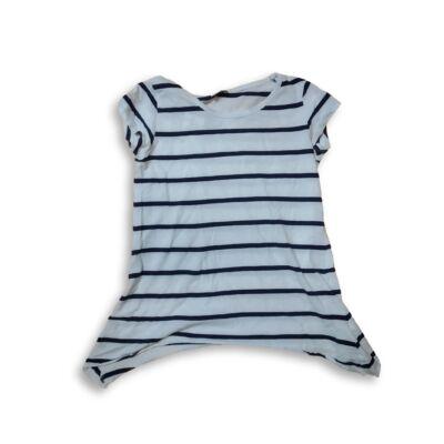 122-es fehér-kék csíkos póló - F&F