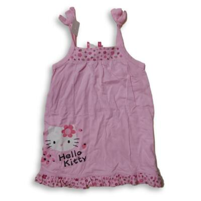 869-os rózsaszín pántos ruha - Hello Kitty