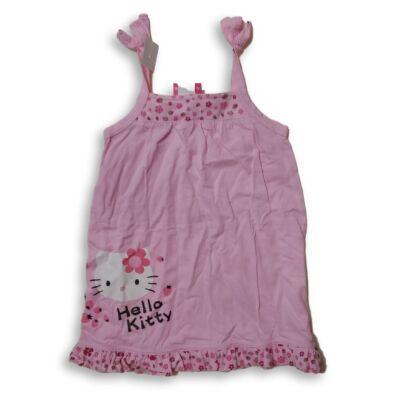 86-os rózsaszín pántos ruha - Hello Kitty