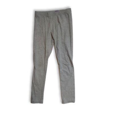 128-134-es szürke leggings - F&F