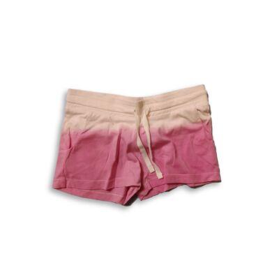 140-es rózsaszín pamutshort, rövidnadrág - H&M