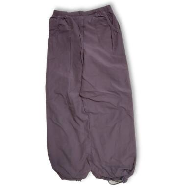 140-es lila pamuttal bélelt lány nadrág - Decathlon