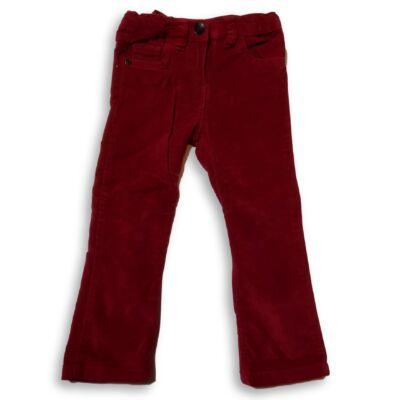 98-as piros düfftin nadrág - Girl2Girl