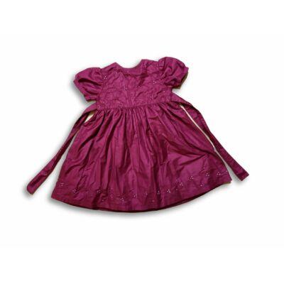 104-es bordó alkalmi ruha