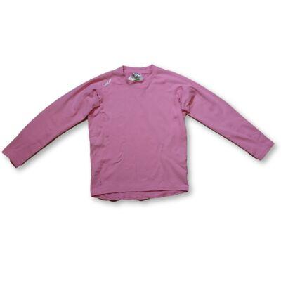122-128-as rózsaszín sportfelső, aláöltözet - Decathlon
