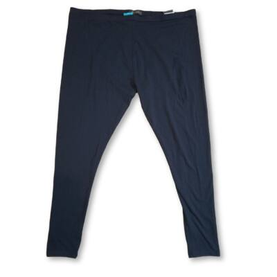 Női XXXL-XXXXL-es sötétkék leggings - Primark - ÚJ
