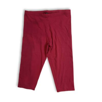 128-as mályvaszínű térdig érő leggings