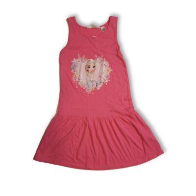 134-140-es pink ujjatlan pamutruha - Frozen, Jégvarázs - H&M